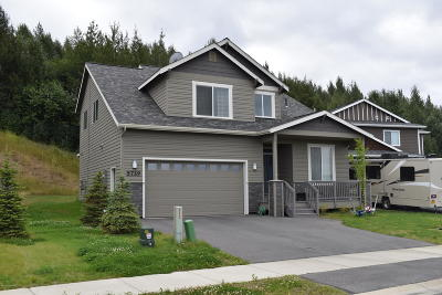 Anchorage Single Family Home For Sale: 5729 Grand Teton Loop