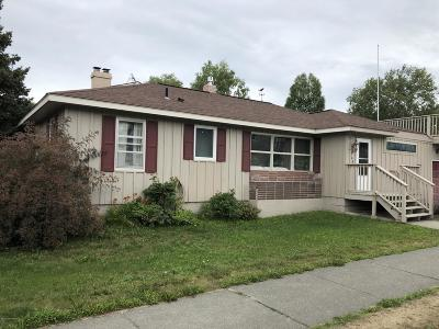Anchorage Single Family Home For Sale: 1445 W 15th Avenue