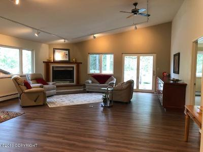 Anchorage Single Family Home For Sale: 1321 Bannister Drive