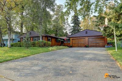 Anchorage Single Family Home For Sale: 3000 Dartmouth Drive