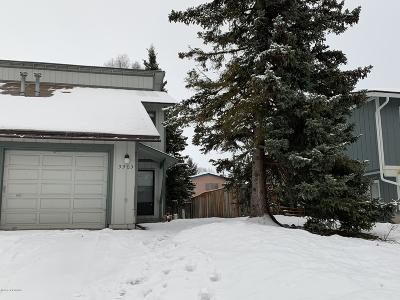 Anchorage Single Family Home For Sale: 3903 Resurrection Drive