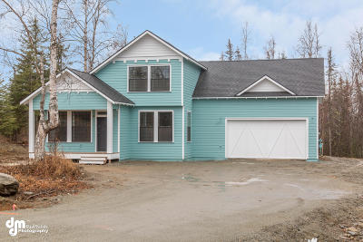 Wasilla Single Family Home For Sale: 5385 W Lollybrock Drive