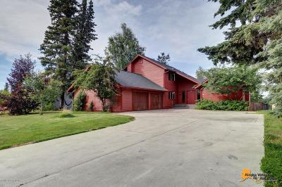 Anchorage Single Family Home For Sale: 3840 Delwood Place