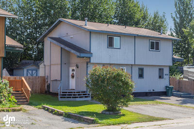 Single Family Home For Sale: 10129 Thimble Berry Drive