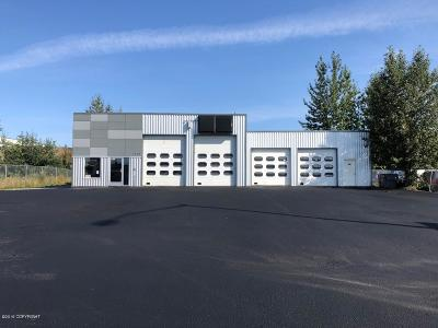 Anchorage Commercial For Sale: 1721 E Dowling Road