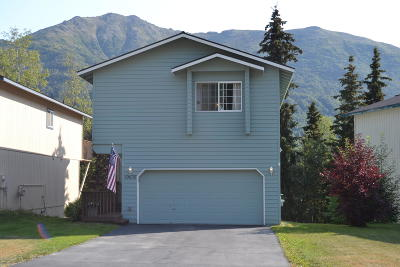 Eagle River Single Family Home For Sale: 19636 Highland Ridge Drive