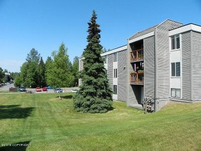 Anchorage Condo/Townhouse For Sale: 4630 Reka Drive #C05