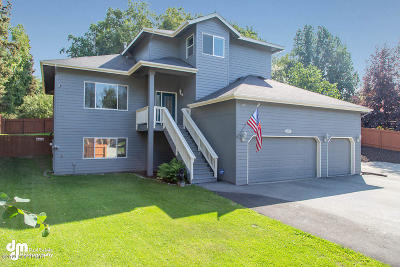 Anchorage Single Family Home For Sale: 10707 Whimbrel Drive
