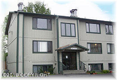 Anchorage Condo/Townhouse For Sale: 221 McCarrey Street # 8B