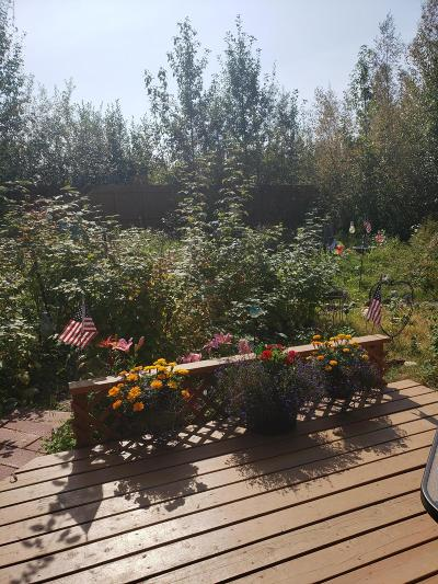 Wasilla Single Family Home For Sale: 2400 N Keltons Circle