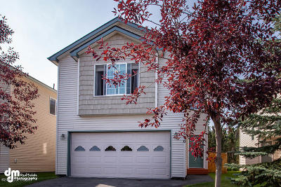 Anchorage Condo/Townhouse For Sale: 2940 Seclusion Cove Drive #6