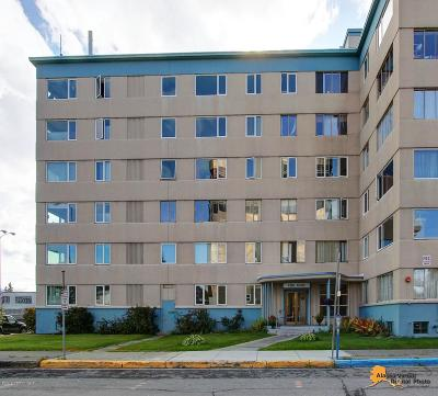 Anchorage Condo/Townhouse For Sale: 1110 W Sixth Avenue #403
