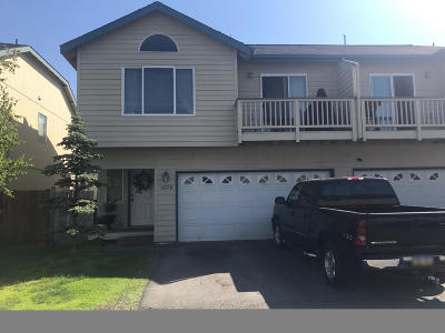 Anchorage Condo/Townhouse For Sale: 1626 Rierie Drive
