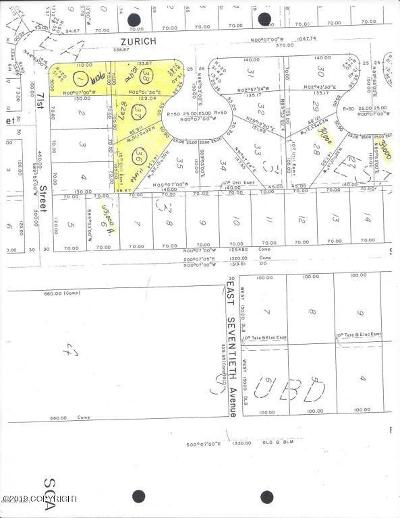 Anchorage Residential Lots & Land For Sale: L1 B3 Galatea Estates