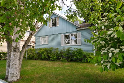 Anchorage Single Family Home For Sale: 1001 C Street