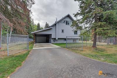 Chugiak Single Family Home For Sale: 19444 Beverly Avenue