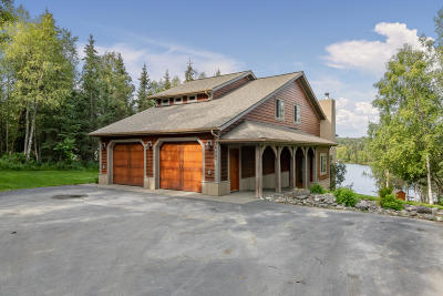 Soldotna, Sterling, Kenai Single Family Home For Sale: 36407 Lake View Street