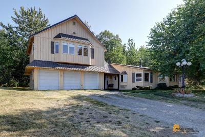 Anchorage Single Family Home For Sale: 14941 Old Seward Highway