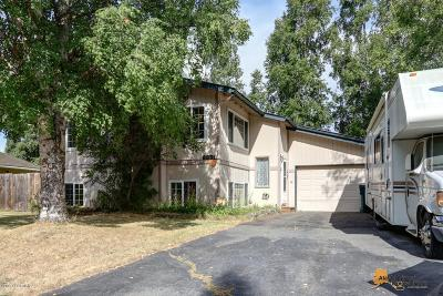 Anchorage Single Family Home For Sale: 8331 Majestic Drive