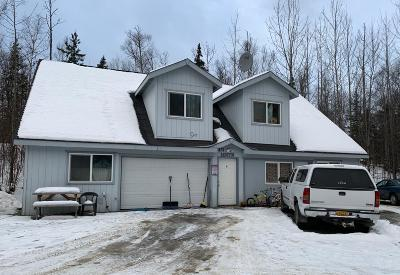 Wasilla Multi Family Home For Sale: 3474 N Brocton Avenue