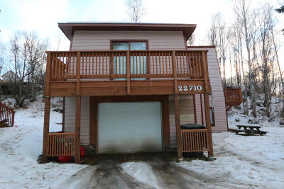 Chugiak Multi Family Home For Sale: 22710 Hunters Drive