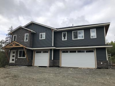 Wasilla AK Single Family Home For Sale: $339,640