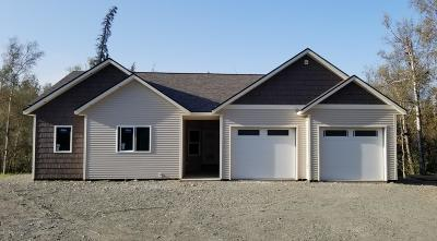 Wasilla AK Single Family Home For Sale: $296,530