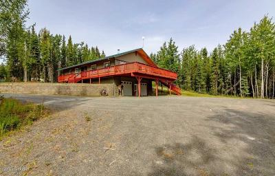 Soldotna, Sterling, Kenai Single Family Home For Sale: 36695 Dutch Landing Loop