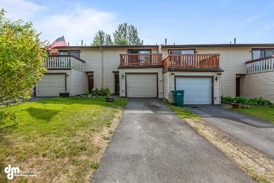 Anchorage Single Family Home For Sale: 6910 Meteor Court