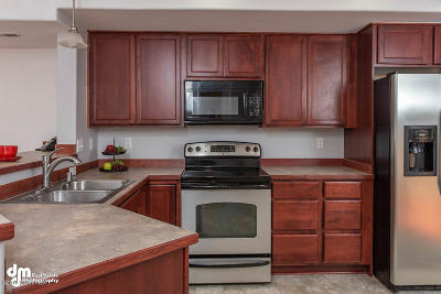 Anchorage Single Family Home For Sale: 4563 Campbell Park Loop #9