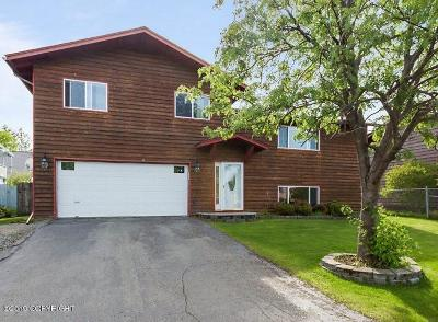 Anchorage Single Family Home For Sale: 521 Mellow Place