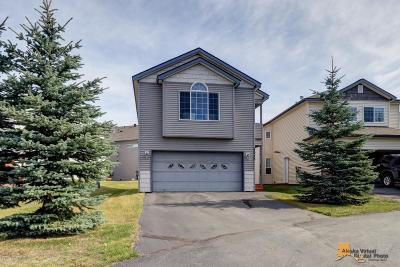 Anchorage Condo/Townhouse For Sale: 3043 Seclusion Cove Drive #40