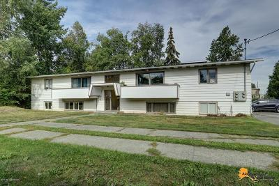 Anchorage Multi Family Home For Sale: 2232 Maudest Place
