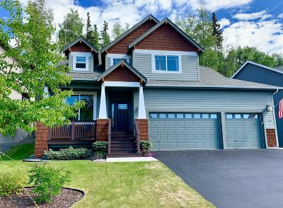 Anchorage Single Family Home For Sale: 1681 Circlewood Drive