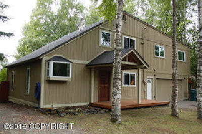 Chugiak Single Family Home For Sale: 22524 Northwoods Drive