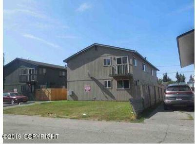 1A - Anchorage Municipality Multi Family Home For Sale: 810 N Pine Street