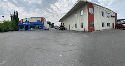 Anchorage Commercial For Sale: 700 W International Airport Road
