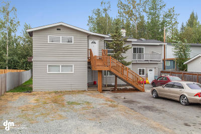 Anchorage Multi Family Home For Sale: 2230 Candy Place