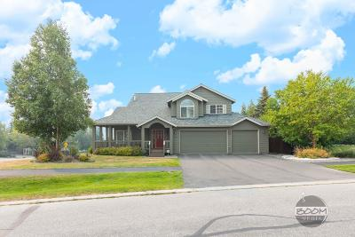 Anchorage Single Family Home For Sale: 16150 Noble Point Drive