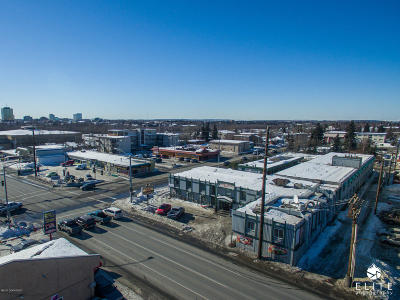 Anchorage Commercial For Sale: 1430 Gambell Street