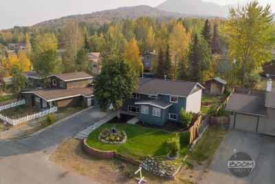 Eagle River Single Family Home For Sale: 11519 Dawn Street