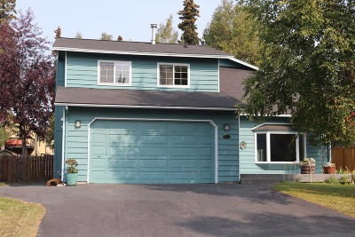 Anchorage Single Family Home For Sale: 2441 Brandy Circle