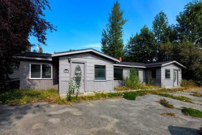 Anchorage Commercial For Sale: 611 W Tudor Road