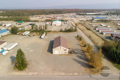 Wasilla Commercial For Sale: 7521 W Buttercup Drive