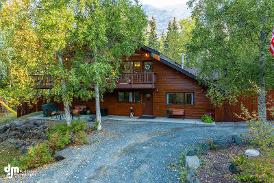Eagle River Single Family Home For Sale: 30215 List Circle