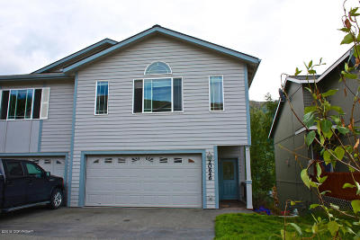 Chugiak, Eagle River Single Family Home For Sale: 20646 Icefall Drive