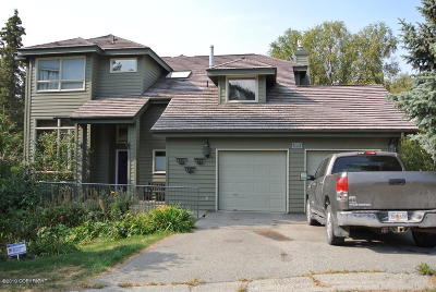 Anchorage Single Family Home For Sale: 18728 Snowy Plover Circle