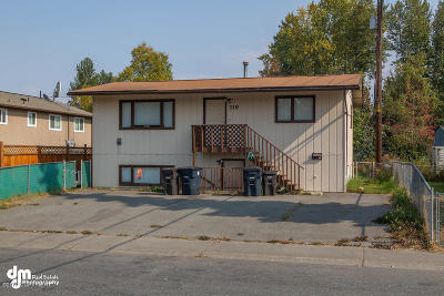 Anchorage Multi Family Home For Sale: 319 Schodde Street
