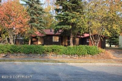 Anchorage Single Family Home For Sale: 1535 Airport Heights Drive