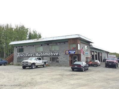 Wasilla Commercial For Sale: 2700 N Church Road